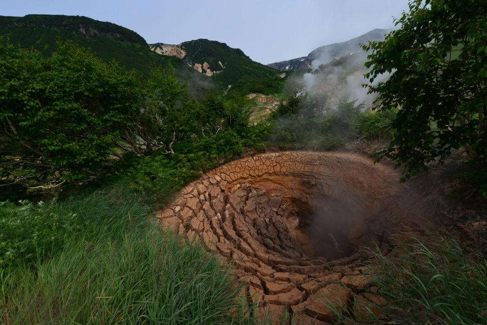 Údolí gejzírů na Kamčatce: krása zarážející duch