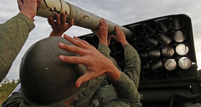 Dělostřelecká palba pobřežních vojsk flotily