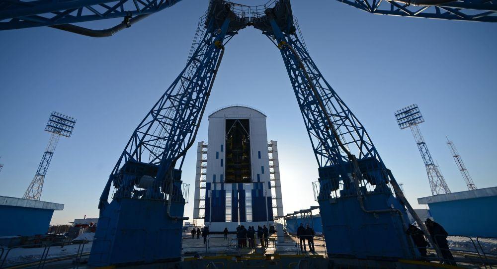 Kosmodrom Vostočnyj