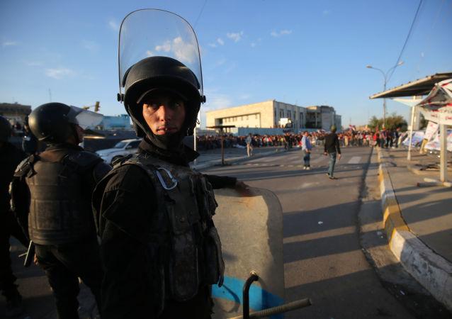 Iráčtí policisté