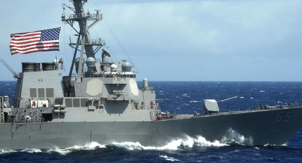 Americký torpédoborec Benfold