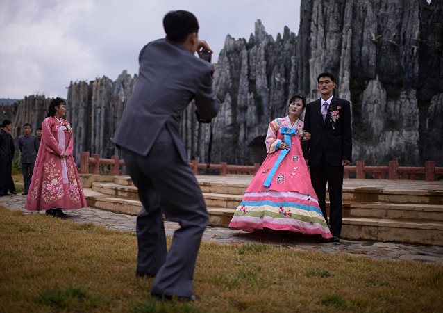 Svatba v KLDR