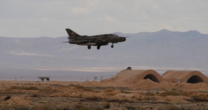 Syrský MiG-21