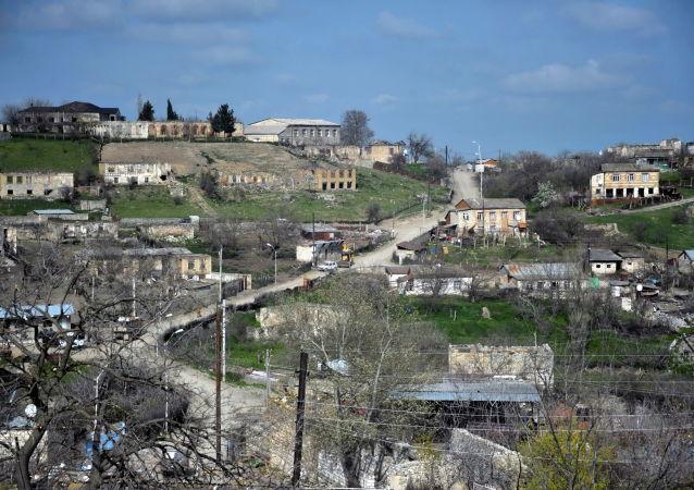 Pohraniční vesnice Tališ, Náhorní Karabach