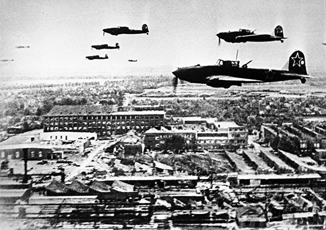 Letadla Il-2 během Druhé světové války