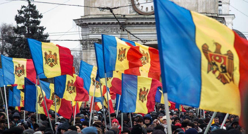 Protestní akce v Kišiněvě