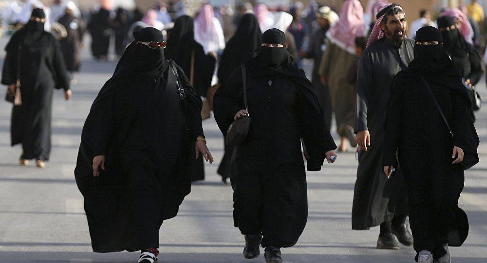 Saúdské ženy