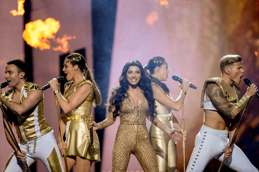 Nejvýraznější okamžiky finále Eurovize 2016