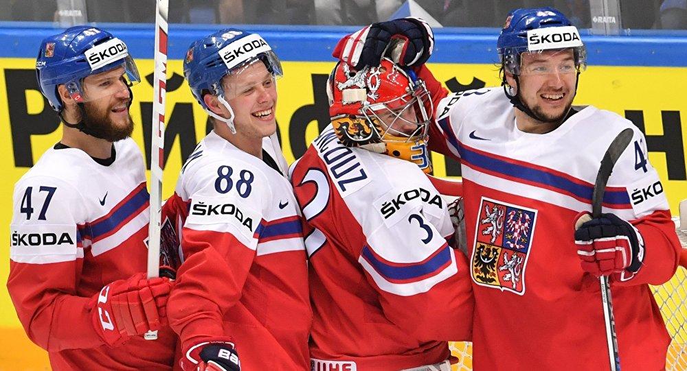 Češi zvítězili nad Švýcarskem v poměru 5:4