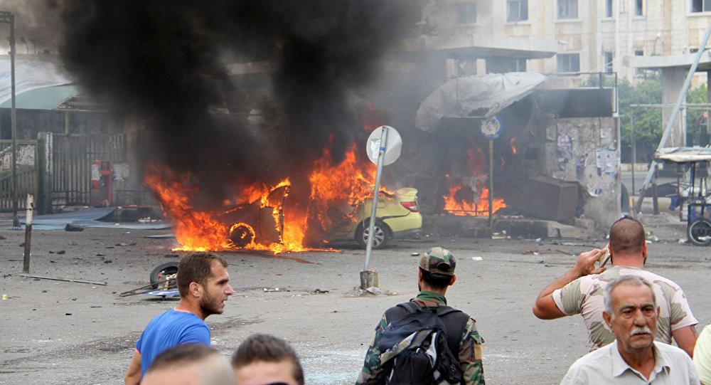 Výbuch v Tartúsu