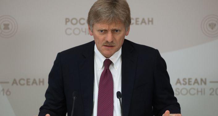 Tiskový mluvčí prezidenta RF Dmitrij Peskov