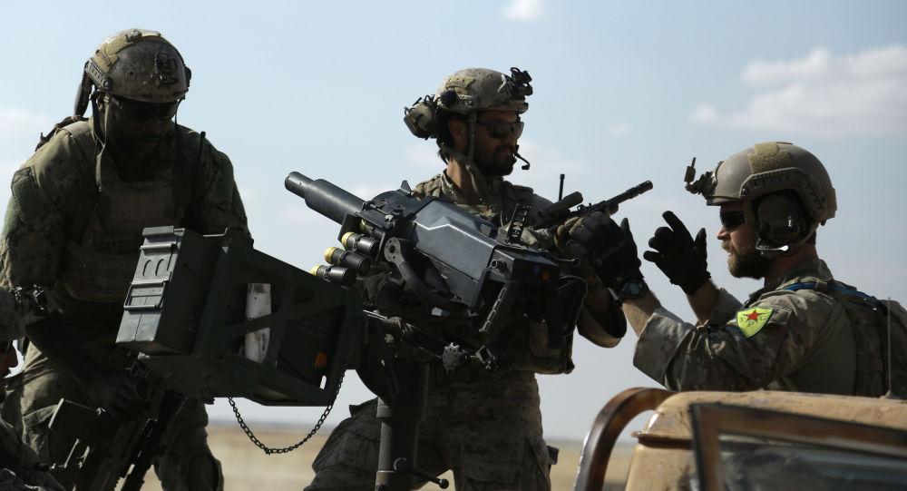 Аmeričtí vojáci