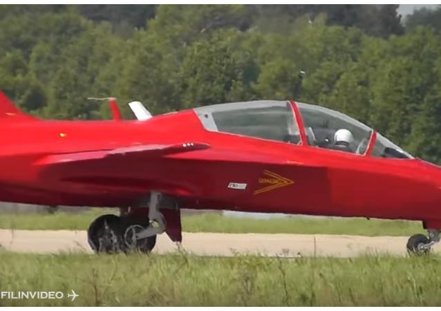 SR-10: Unikátní ruské letadlo s negativní geometrií křídel prochází testy