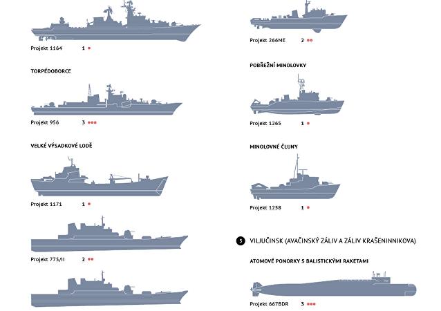 Tichomořská flotila