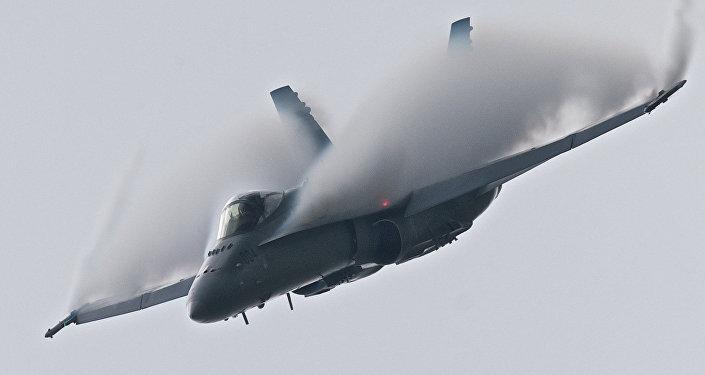 Stíhačka F/A-18