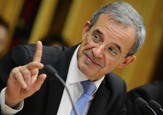 Poslanec francouzského Národního shromáždění Thierry Mariani