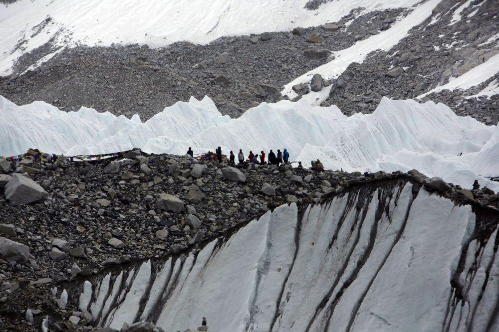 Nepál po zemětřesení