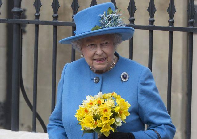 Její Veličenstvo královna Alžběta II