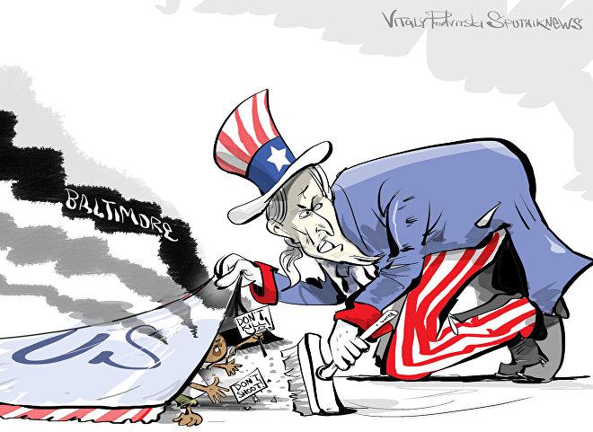 Pod vlajkou demokracie