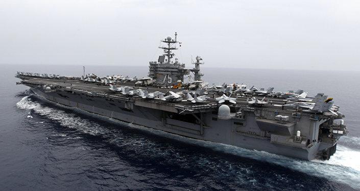 Letadlová loď USS Harry S. Truman