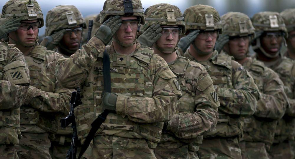 Američtí vojáci na vojenském cvičení v Bulharsku