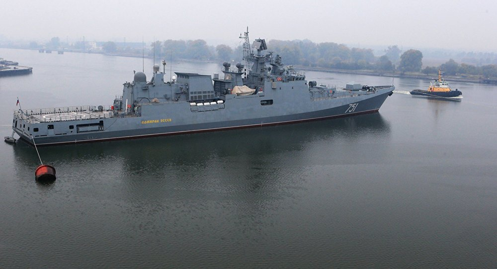 Fregata Admirál Essen