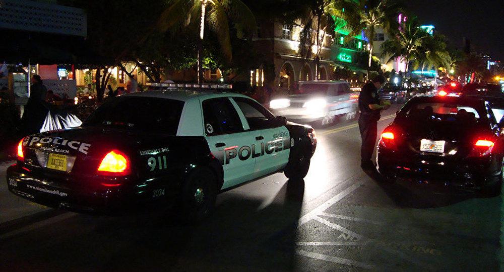 Floridská policie