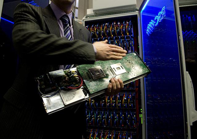 Superpočítač MVS-10P v RAV