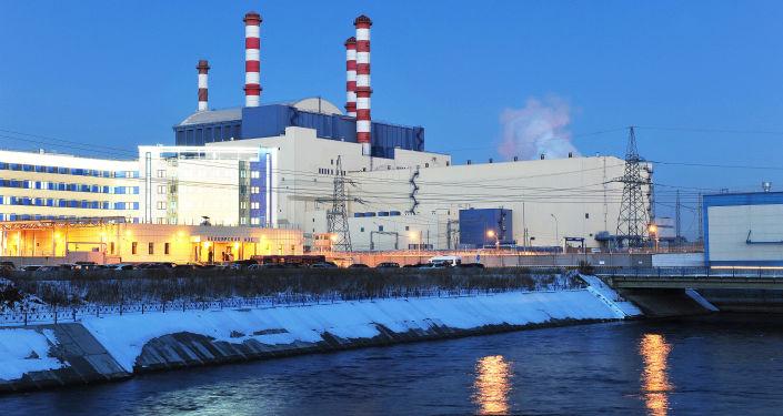 Jaderná elektrárna v Rusku
