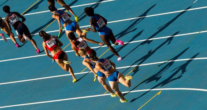 Lehké atletky