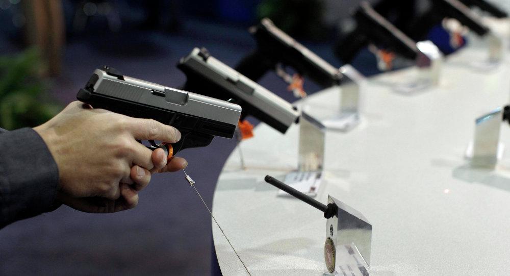 Prodej střelných zbraní