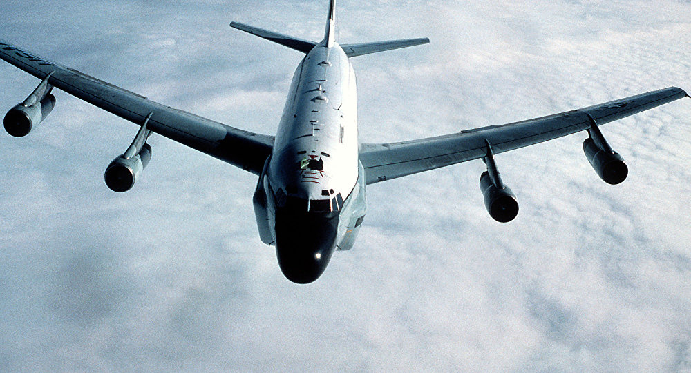 Americký výzvědný letoun RC-135