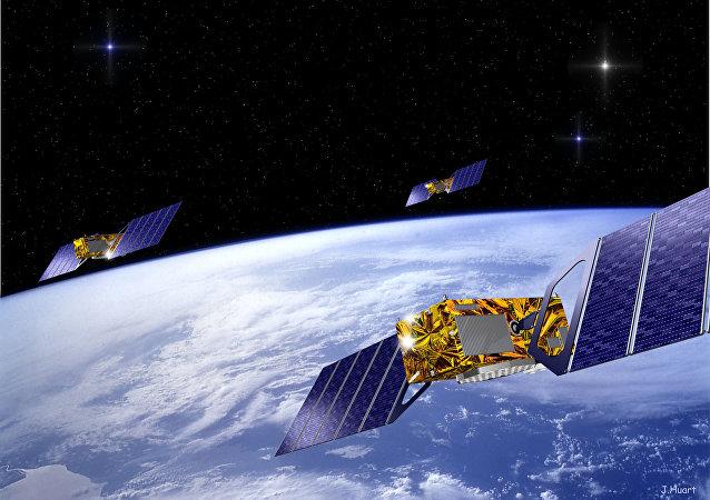 Satelitní systém Galileo