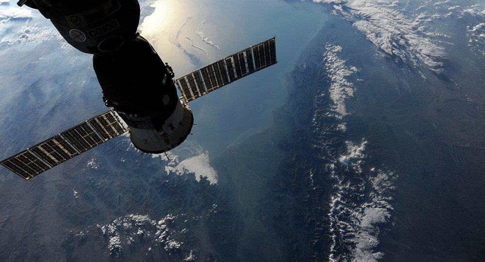 Satelit na orbitě