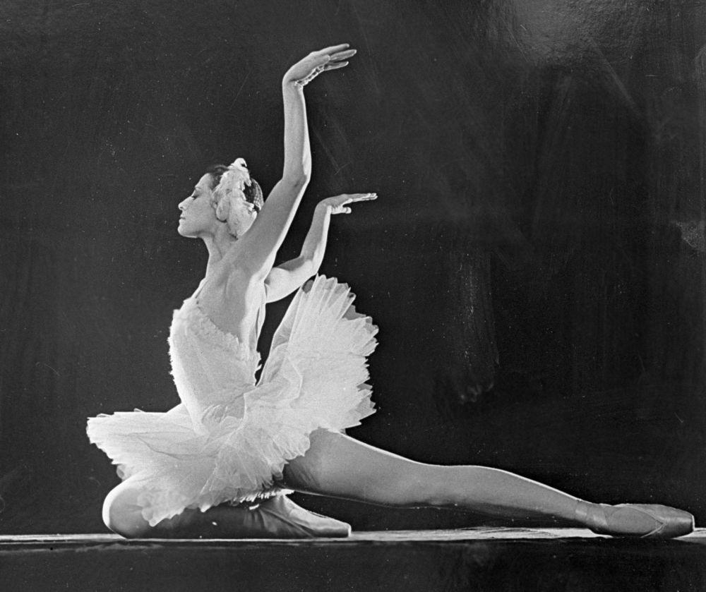Maja Plisecká. Odešla legenda ruského baletu