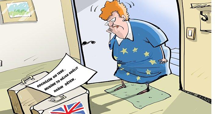 Sbohem, EU!