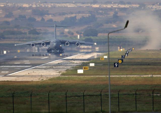 Letecká základna Incirlik, Turecko