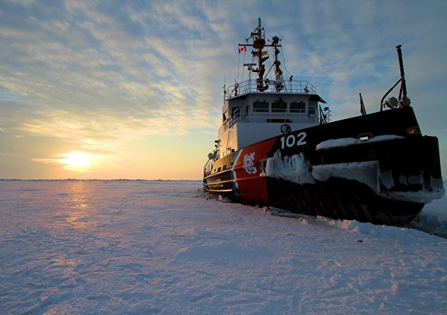 Americký ledoborec Bristol Bay