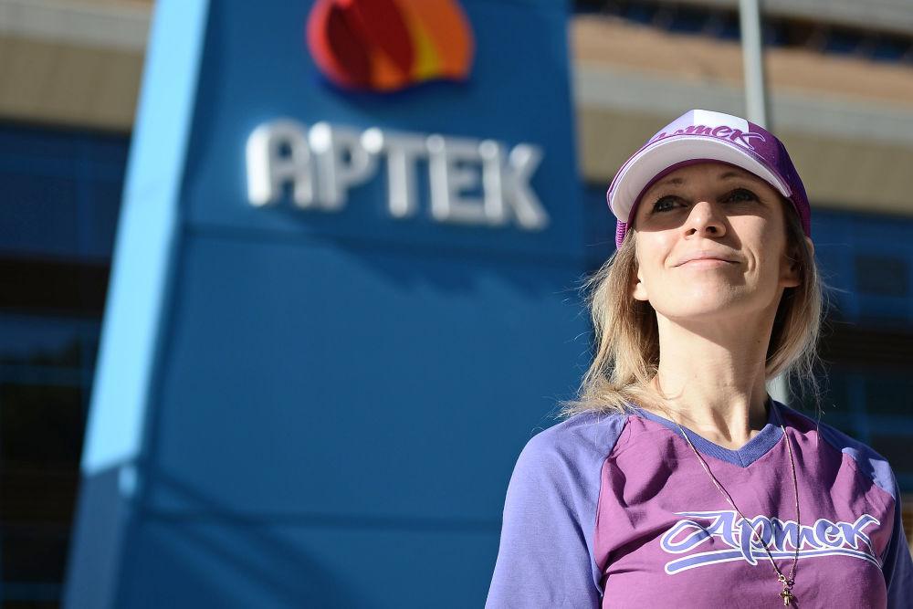 """Nová """"hvězdná vedoucí"""": Maria Zacharovová navštívila Artěk"""