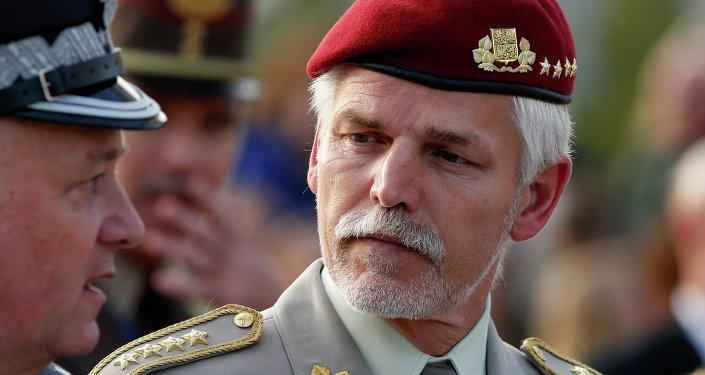 Generál NATO Petr Pavel