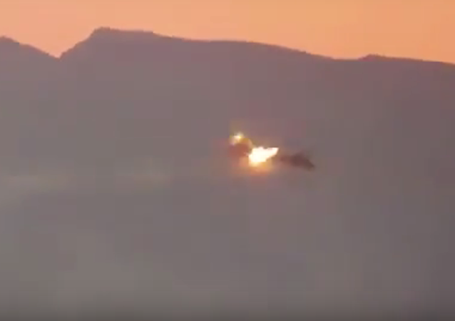 Zřícení Mi-25
