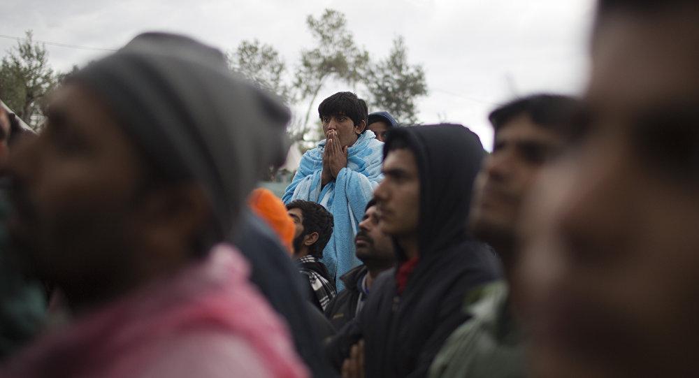 Pákistánští migranti