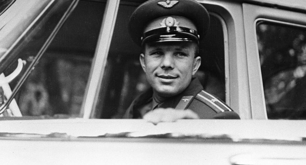 První kosmonaut Jurij Gagarin