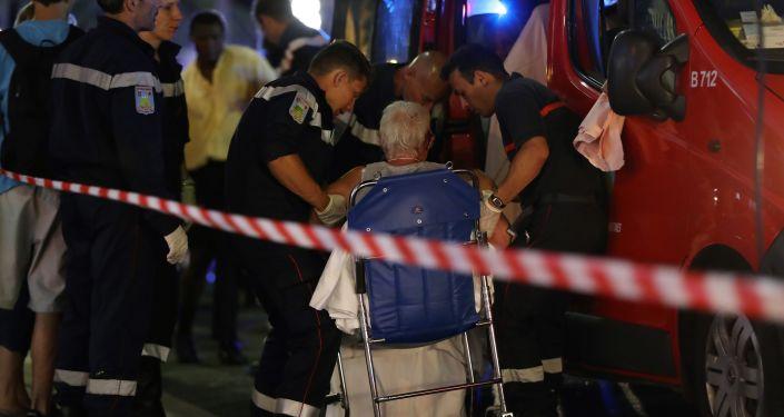 Teroristický útok v Nice