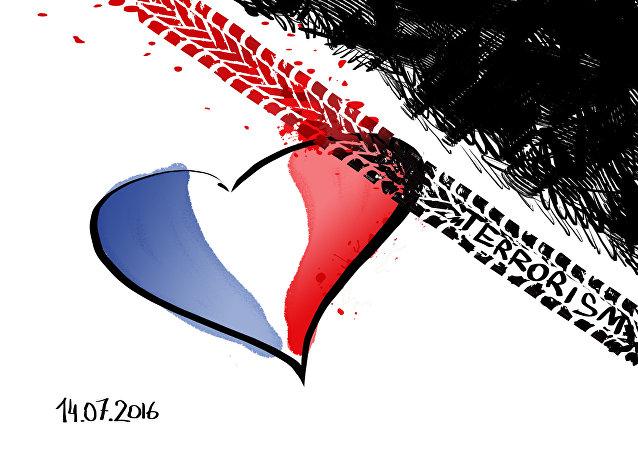 Truchlíme spolu s Francií