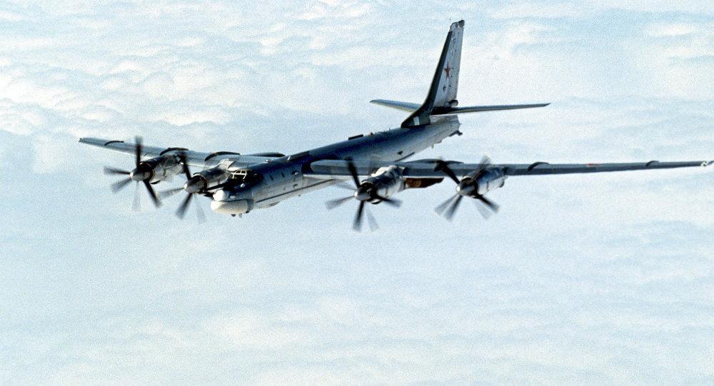 Bombardér Tu-95