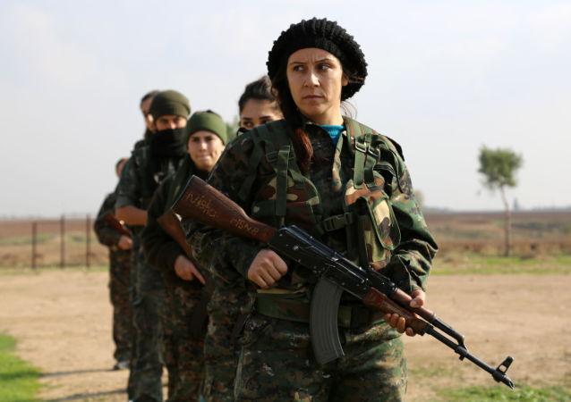 Syrské ženy