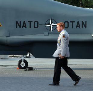 Bezpilotník NATO Global Hawk Block 40