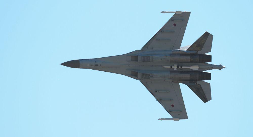 Letadlo Su-35
