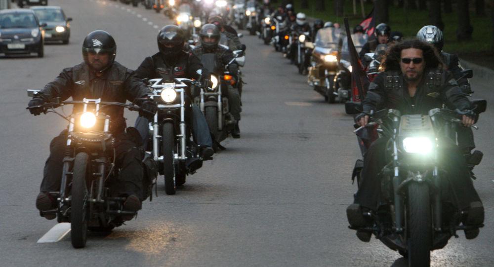 Všeruský motorkářský klub Noční vlci